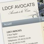 LDCF Avocats : cabinet parisien spécialiste en droit des affaires, de la famille, etc