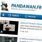 Vidéos drôles et images insolites sur Pandawan