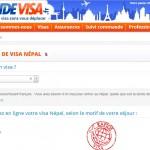 Un visa pour le Népal sans se déplacer avec RapideVisa